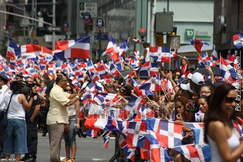 NYC Dominican Parade 2010 059