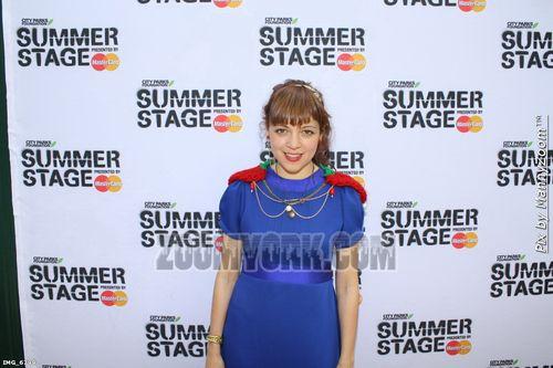 SummerStage Concert Series 04