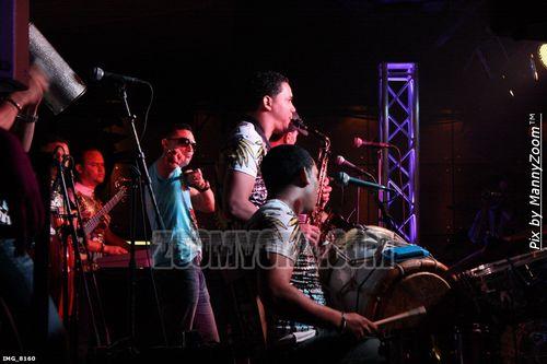 Banda UniK en Maracas 74